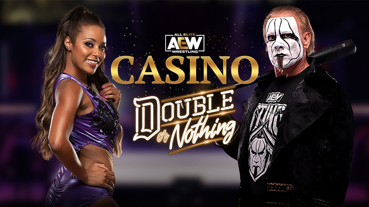 """AEW Casino: Double or Nothing"" Game Launches for Free  on Mobile App Stores"
