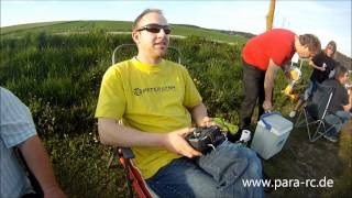 Hacker Swing Fresh Breeze Paraglider RC Astral Arcus Stunt Sportix.wmv