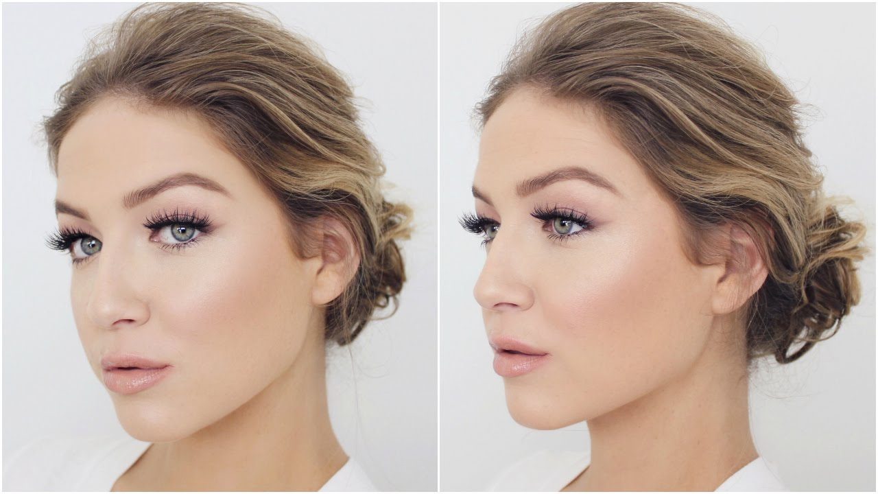 Wedding day makeup pictures