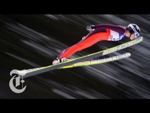 Sochi Olympics 2014 | On Ski Jumping: Jessica Jerome | The New York Times