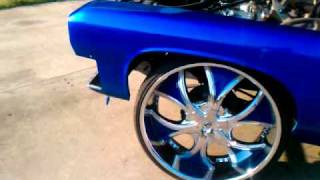 2 tone Kandy Electra on 28s