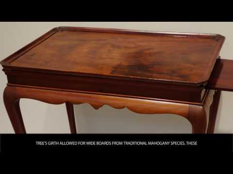 Mahogany - Types Of Wood - Wiki Videos By Kinedio