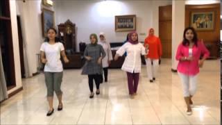 Mas Joko Line Dance (DEMO)