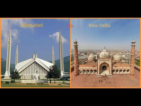 Islamabad vs New Delhi- Unbiased
