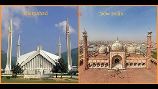 Islamabad vs New Delhi- Unbiased
