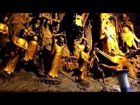 Hangzhou, capital de la provincia de Zhejiang y una de los siete antiguas capitales de China