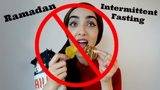 How To Lose Weight and Stay Fit During RAMADAN | Intermittent Fasting