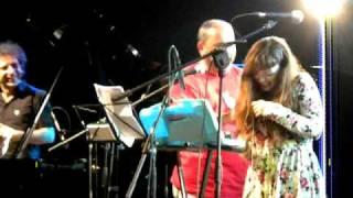 Denise feat Stefano Bollani @ CATERRADUNO 2010
