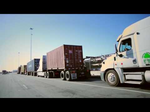 Technology helping Truckers at Port of Oakland