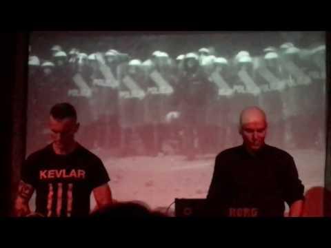 KEVLAR live at United Forces of Industrial IV London 28.04.2017