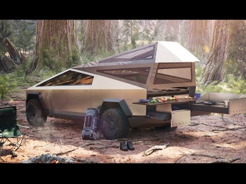 Download Tesla CyberTruck Complete Review, Unveil Vids