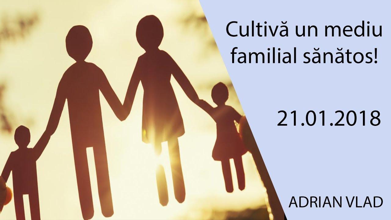 Ce este mediul familial