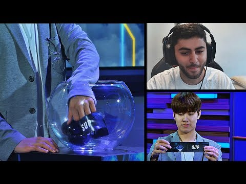 RIOT GAMES RIGGED WORLDS DRAWS 2018 | YASSUO REACTS TO HIS SUB'S SONG | TFBLADE | LOL MOMENTS