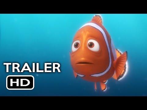 Finding Dory Official Trailer #1 (2016) Ellen DeGeneres Animated Movie HD