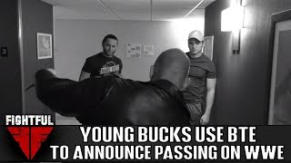 Young Bucks Use Being The Elite To Pass On WWE Rumors | Fightful Wrestling