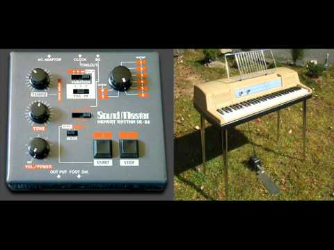Skrillex - Scary Monsters And Nice Sprites ( Ektpomohta's Soundmaster SR88 + Electric piano Remix )