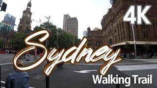 【4K SYDNEY AUSTRALIA】 Walking Trail Sydney