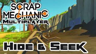 Video Hide & Seek, Round 1 - Let's Play Scrap Mechanic Multiplayer - Part 193 download MP3, 3GP, MP4, WEBM, AVI, FLV Juli 2018