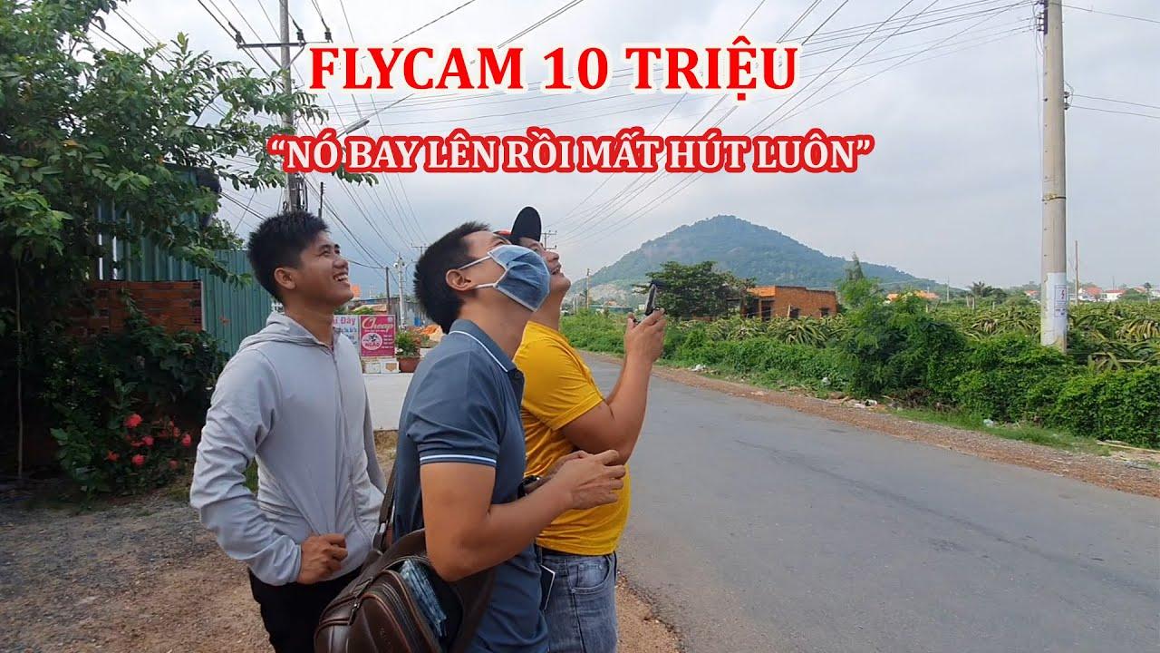 """Bài học đắt giá của PHẠM DŨNG và Anh HẢI """"quay xe"""" khi học lái FLYCAM"""