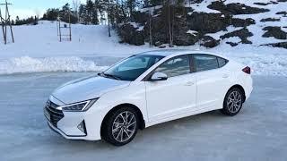 Новая Hyundai Elantra 2019