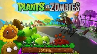 Plants vs zombies-night level 3