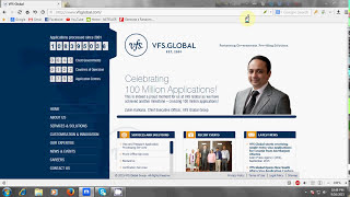 All country visa check & Application form Fill-up in vfs-global.com