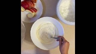 Шарлотка с яблоками - простой классический рецепт в духовке
