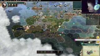 Тупим с Ozzz в Civilization V #3