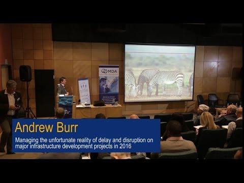 MDA Collective Wisdom Annual Lecture 2016 - Andrew Burr