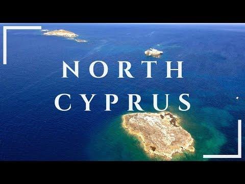 North Cyprus   Kuzey Kıbrıs - Drone 4K
