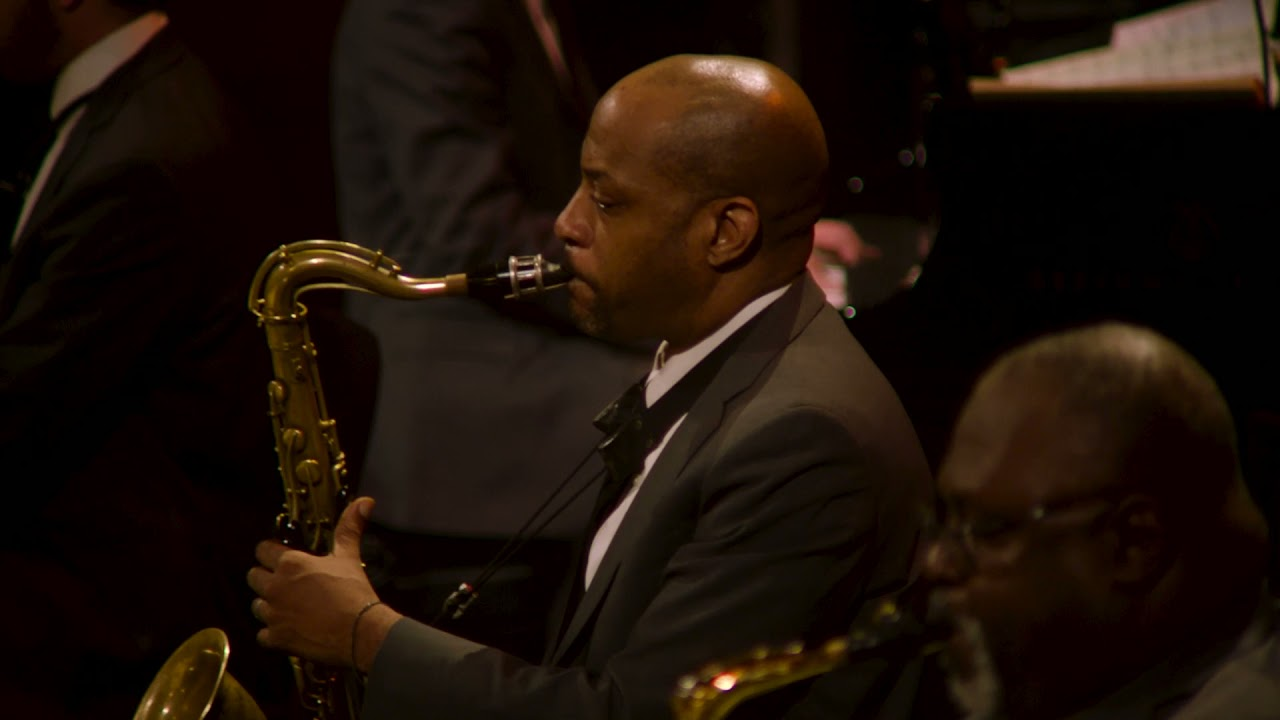 Freedom, Justice, and Hope — A virtual concert from the JLCO w/ Wynton Marsalis and Bryan Stevenson