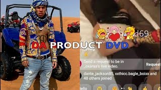 6IX9INE Footage Surface Beating Baby Mother  Sara Molina..DA PRODUCT DVD