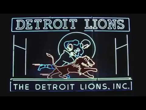 Detroit Lions QB Matthew Stafford MVP Hype Video!