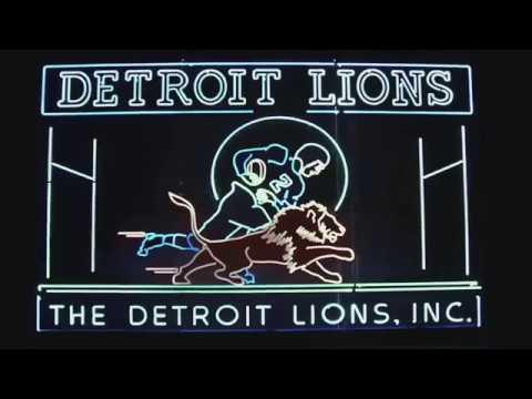 Detroit Lions QB Matthew Stafford MVP Hype Video!