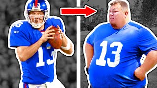 NFL Players That Let Themselves Go..