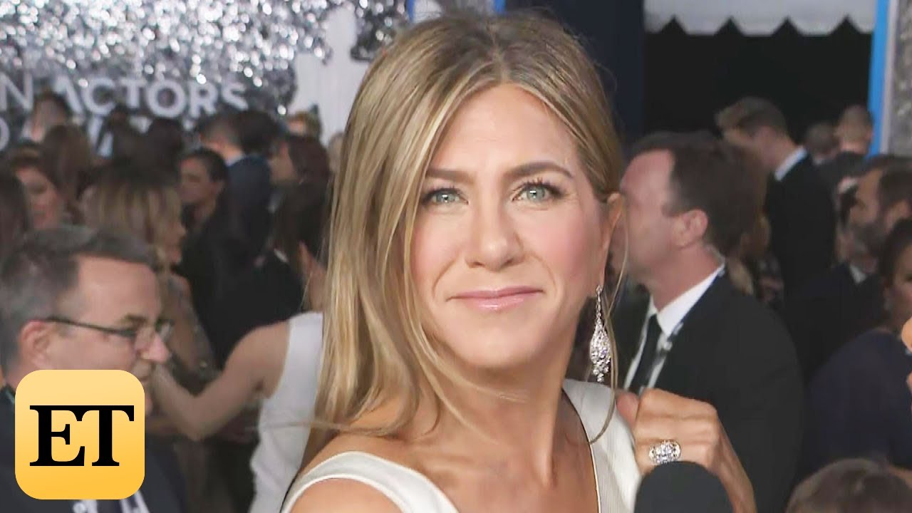 Jennifer Aniston and Brad Pitt both won SAG Awards and the ...