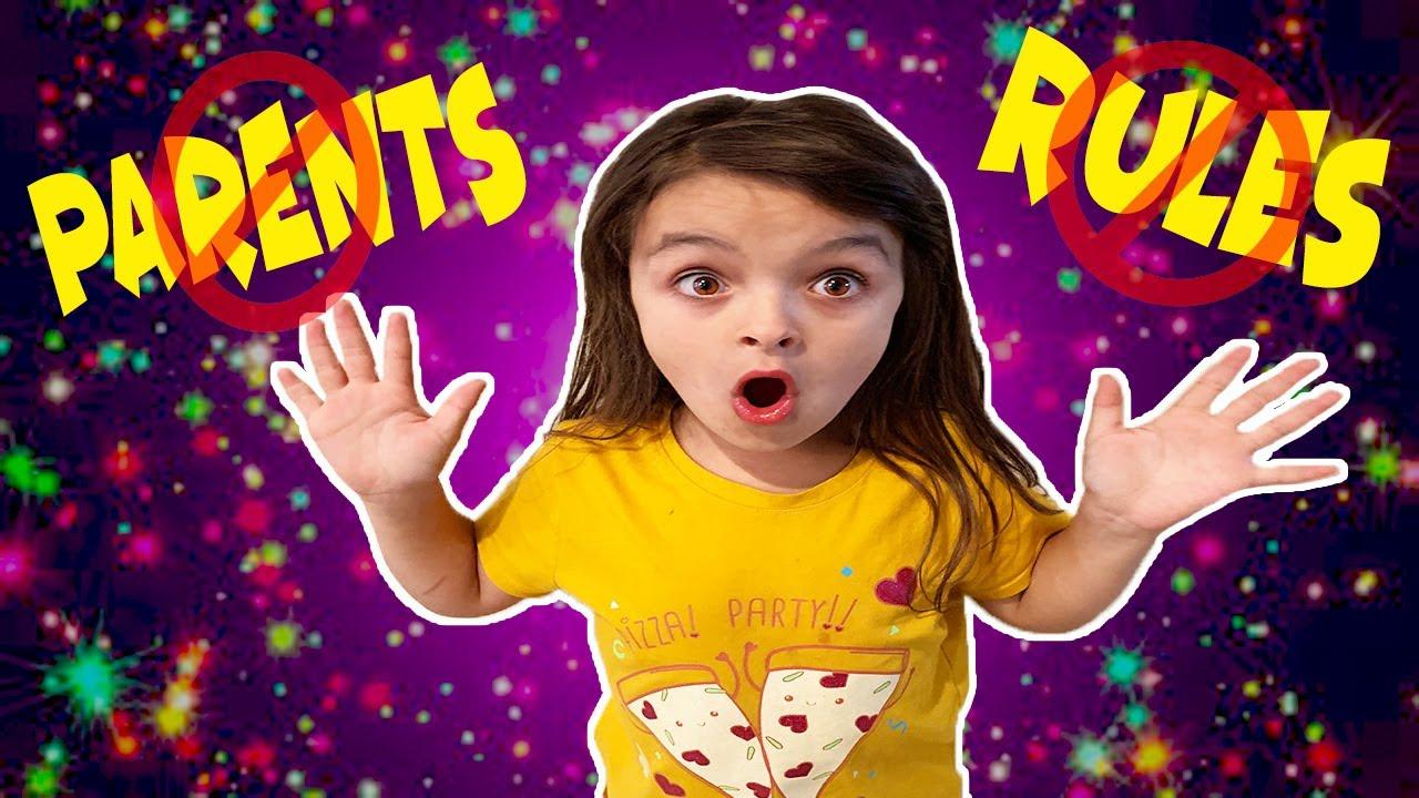 NO PARENTS NO RULES! - YouTube