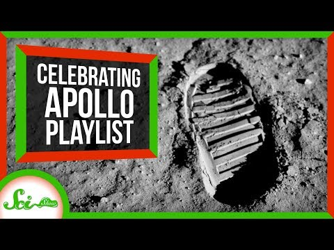 Apollo 11 50th Anniversary Playlist