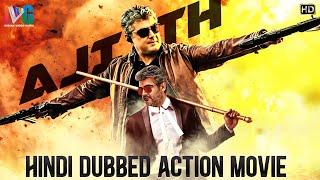 Ajith Hindi Dubbed Action Movie HD | Ajith South Indian Hindi Dubbed Movie | Indian Video Guru