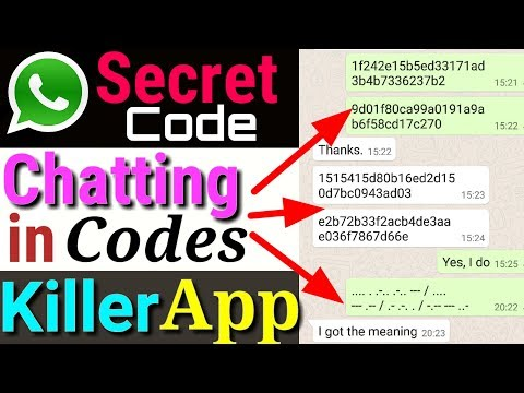 How To Send Messages In CodeWords | Unique CodeWord Chatting | Best Encryption App | Black VoLTE |