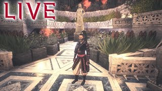 Conan Grinding | Scorpion Queen | Crystal Run and Building fancy bridge over Lava
