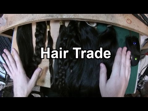 Question to My People - Hair Trade Future