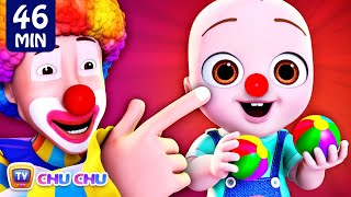 Circus Song + More ChuChu TV Baby Nursery Rhymes & Kids Songs
