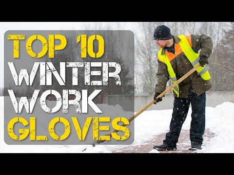 Top 10 Best Winter Work Gloves