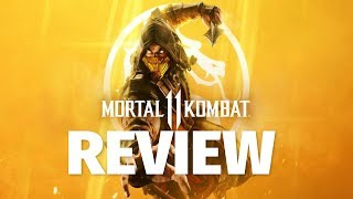 Mortal Kombat 11 Review - A Flawless Victory (Video Game Video Review)