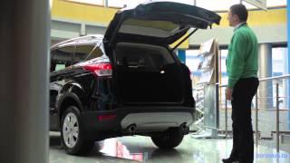 Обзор Ford Kuga 2013(Обзор нового Ford Kuga, представленного в Беларуси официальным импортером Ford в Беларуси компанией