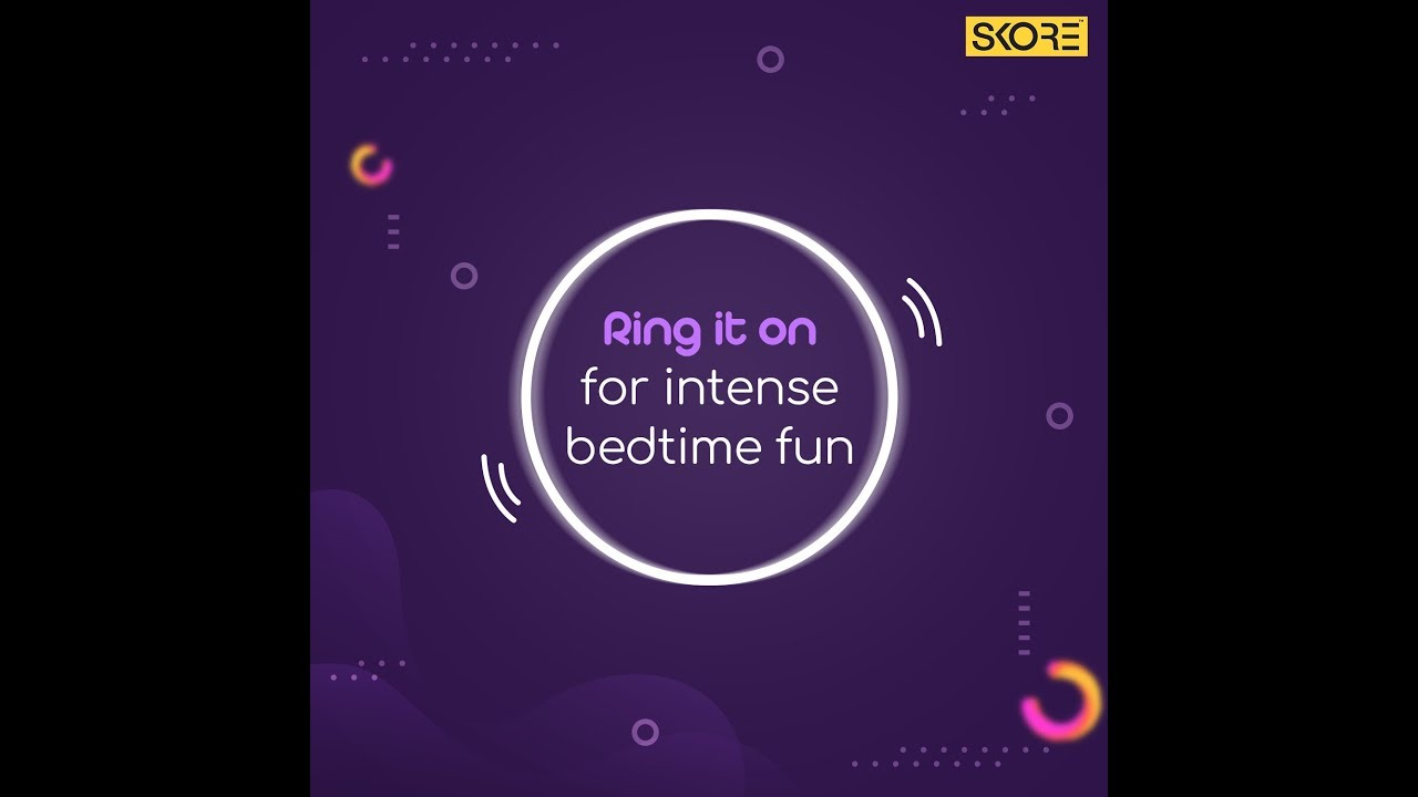 Download SKORE Vybes : The New Vibrating Ring
