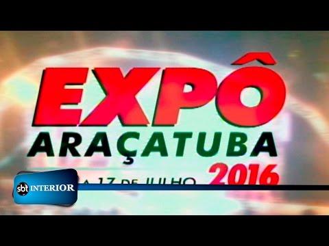 Jorge & Mateus agitam o oitavo dia da Expô Araçatuba 2016