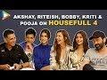 Download Video Will Housefull 4 be Akshay's BIGGEST hit? Riteish, Kriti Sanon & Bobby RESPOND   Pooja   Kriti K MP4,  Mp3,  Flv, 3GP & WebM gratis