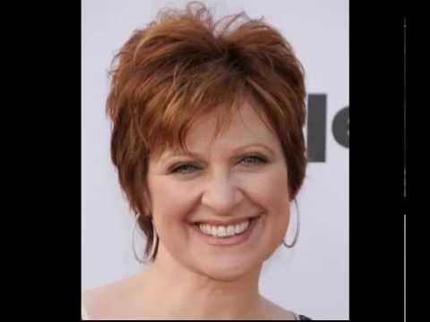 Hairstyles for Women Over 50 and Overweight